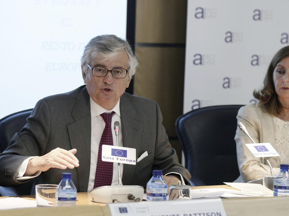 El fiscal general del Estado, Eduardo Torre-Dulce