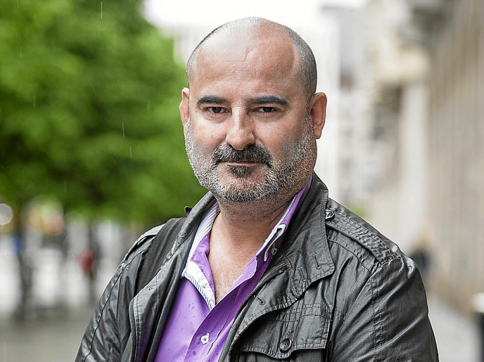 Pedro Gil, presidente de Alada, Asociación Lupus Aragón