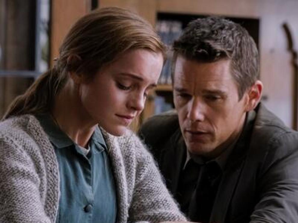Un fotograma de la película