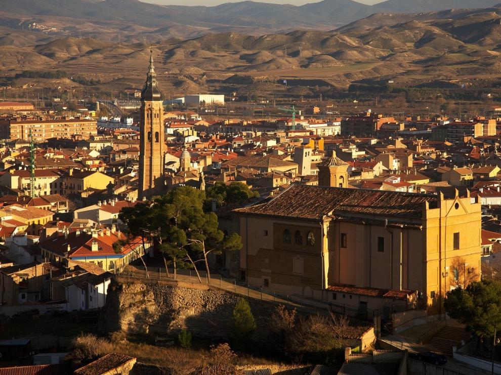 Soria y Calatayud están situadas a menos de 100 kilómetros de distancias por carretera