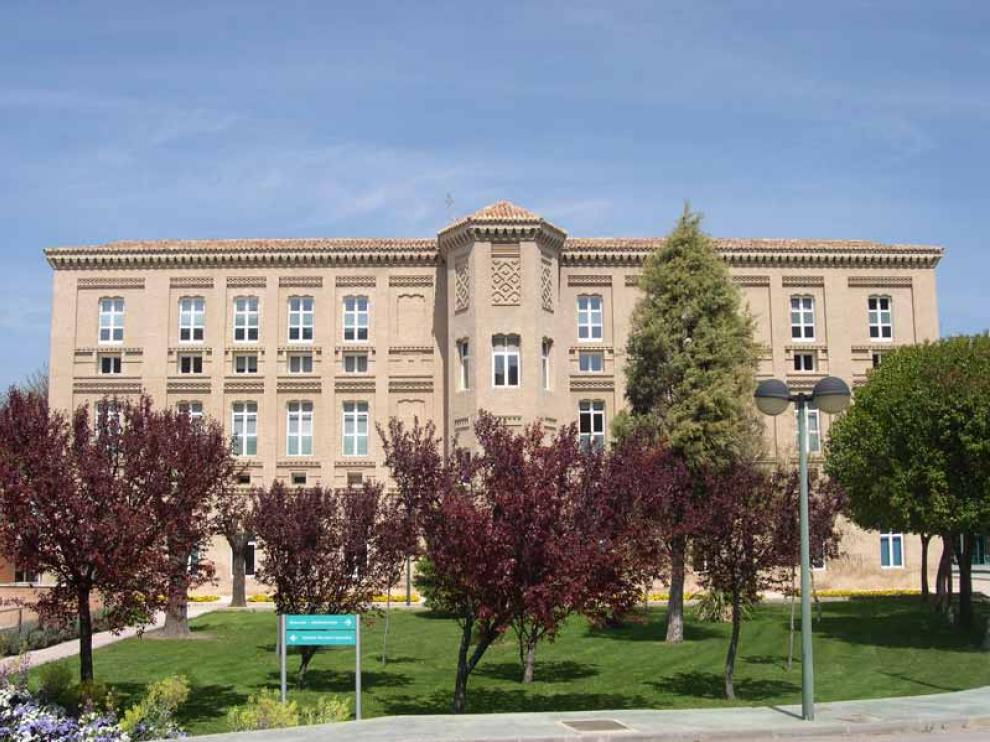 Centro de Larga Estancia 'Nuestra Señora del Pilar' en Zaragoza