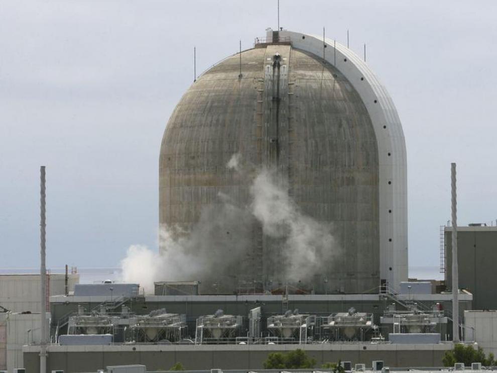 La planta nuclear de Vandellós en una imagen de archivo
