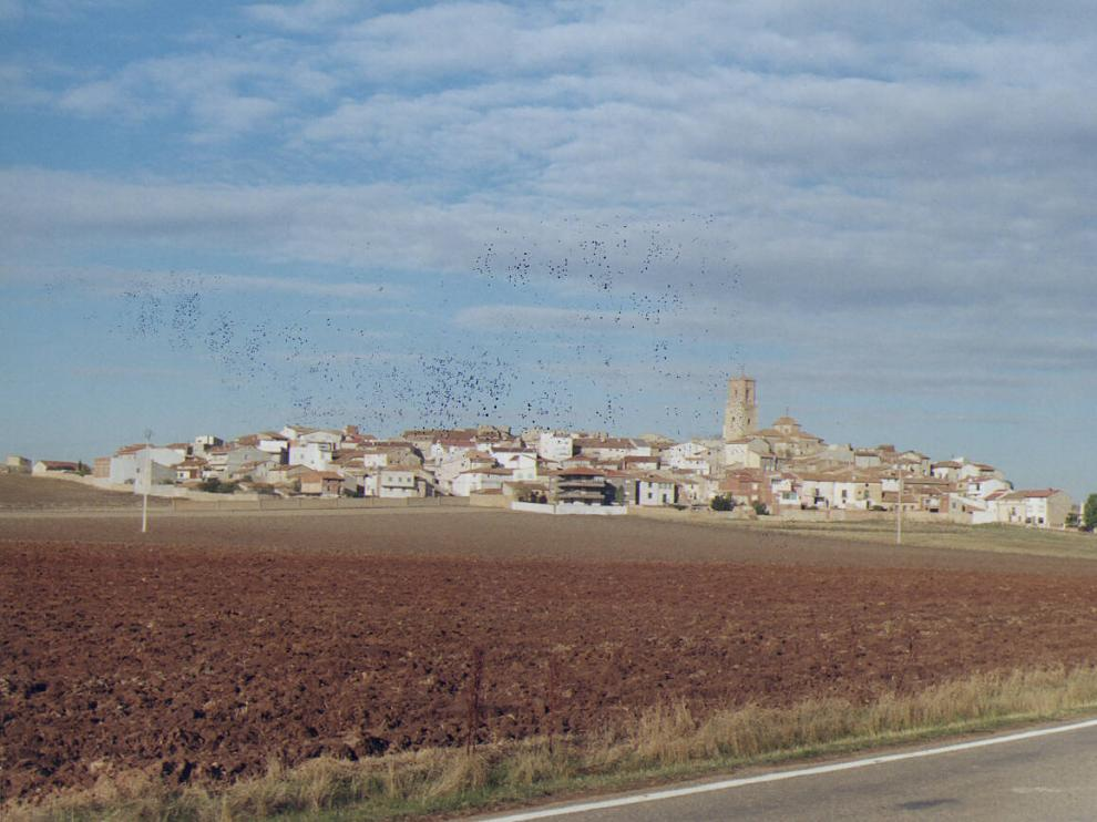 Foto de archivo del municipio de Cubel