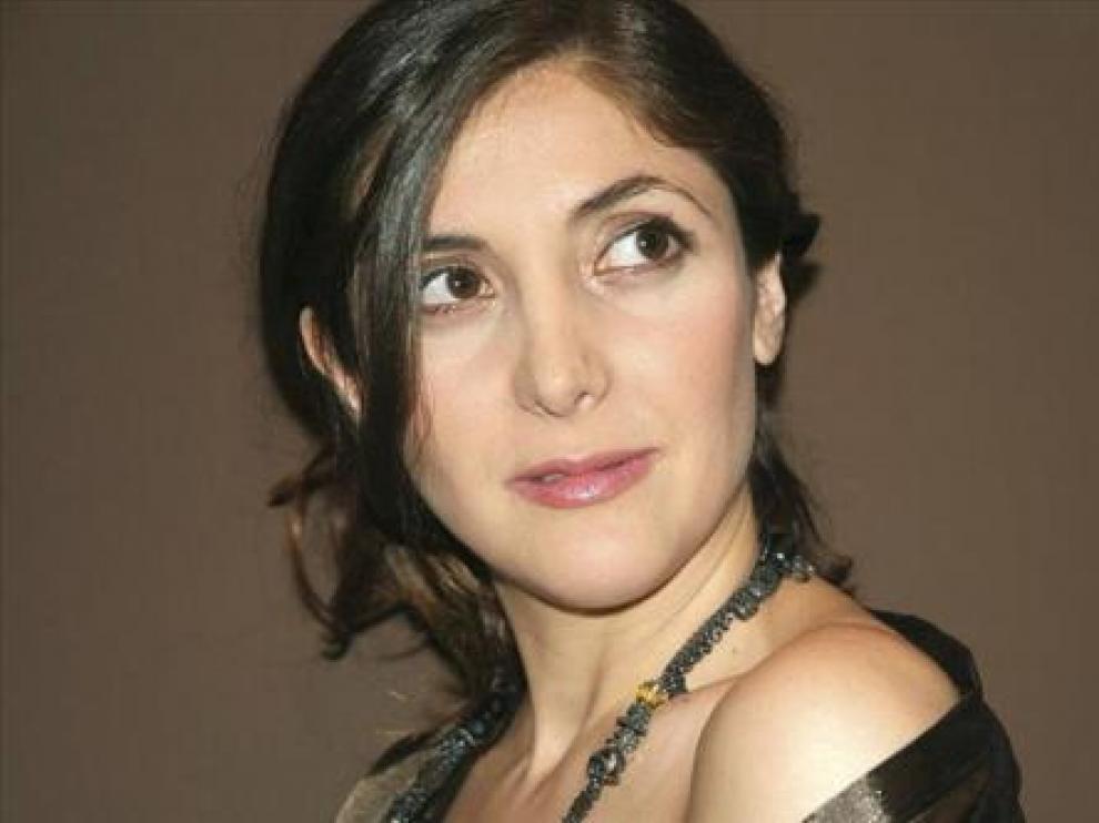 En la imagen, la escritora Espido Freire.