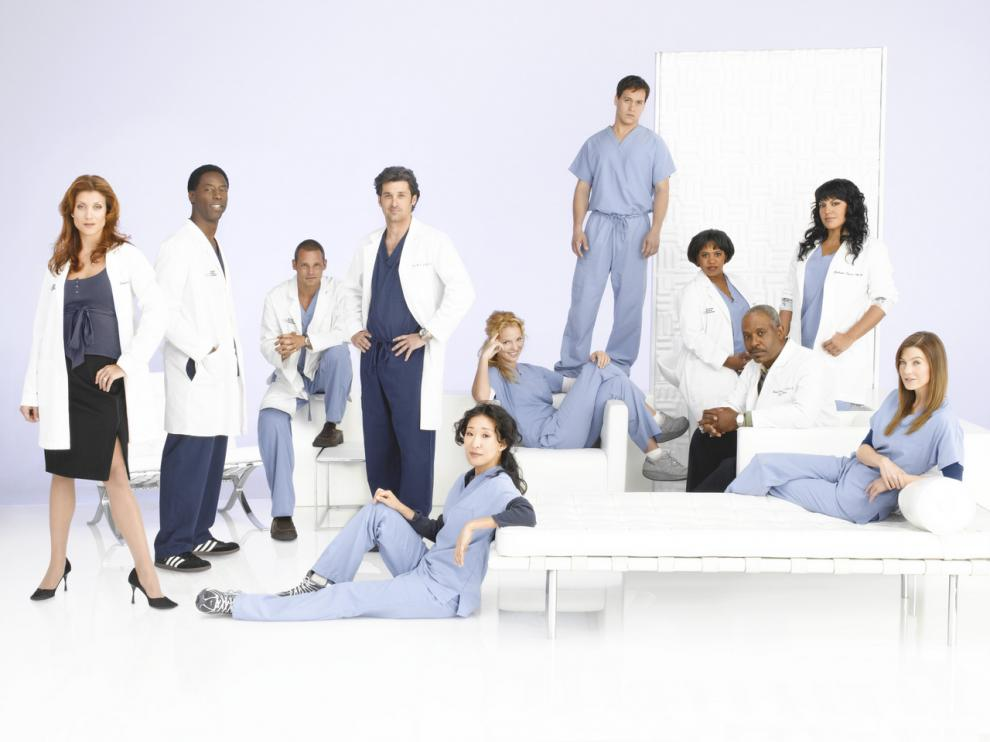 'Anatomía de Grey', una de las series que más sufre los cortes en mal momento