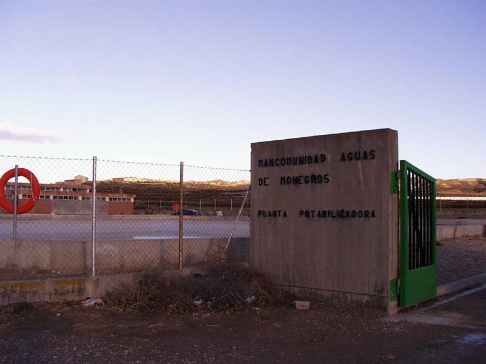 Gestión de aguas de la Mancomunidad de Monegros