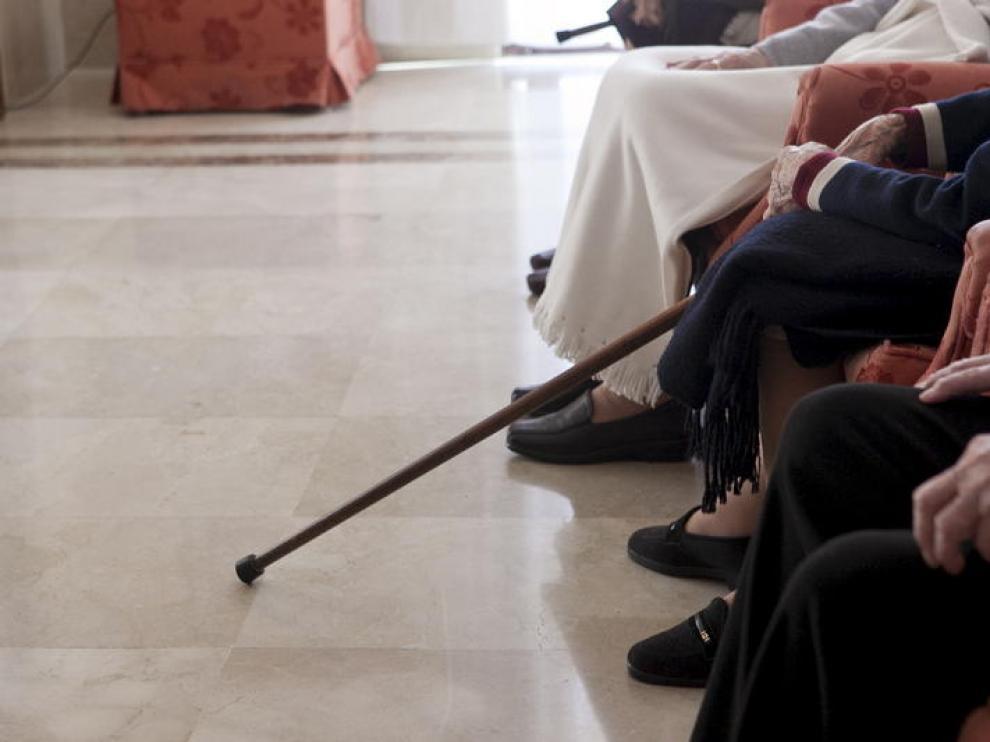 La DGA ya pide el patrimonio de los dependientes para establecer el copago