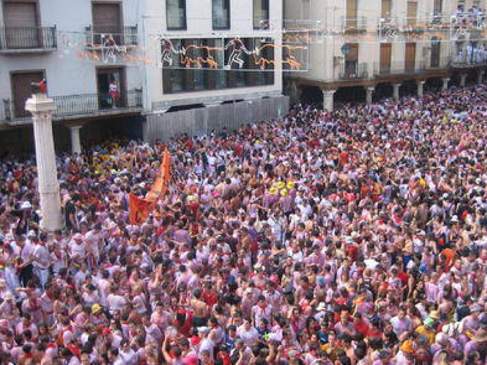 Las Fiestas de la Vaquilla se desarrollarán del 4 al 14 de julio