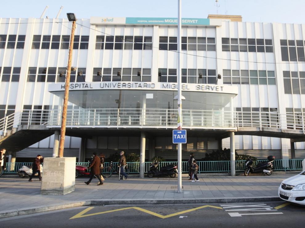 El hospital Miguel Servet es uno de los más prestigiados en Aragón.