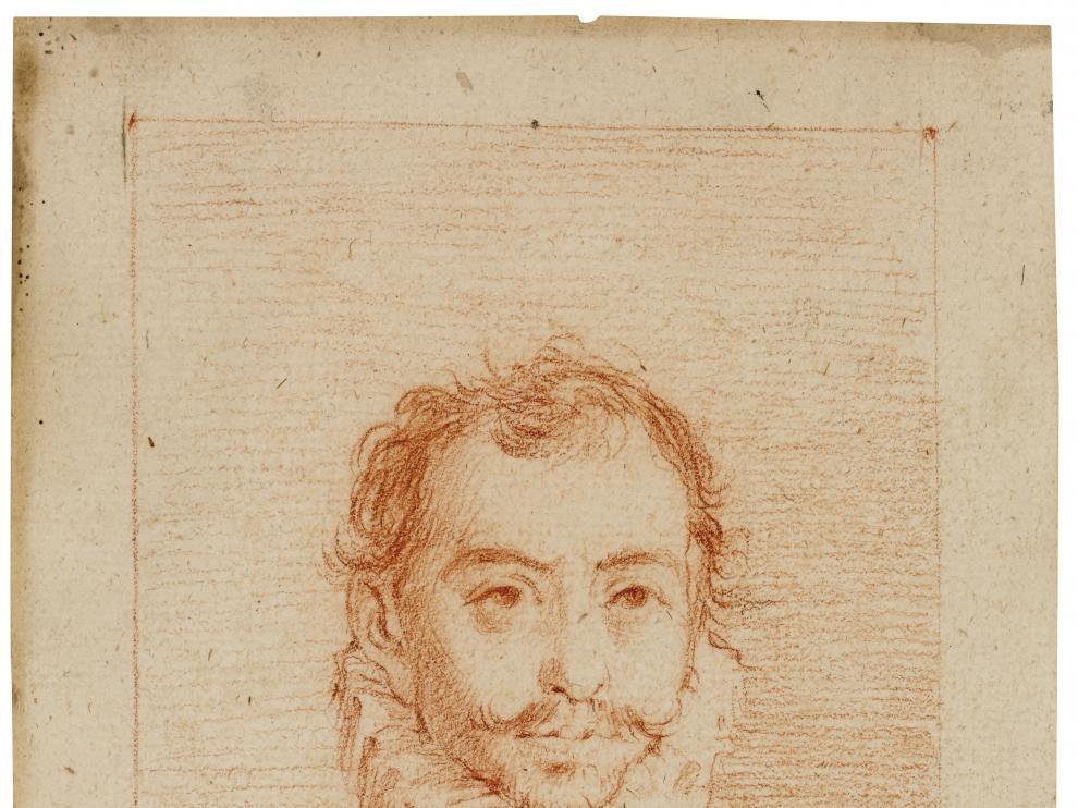 El retrato pintado por Goya