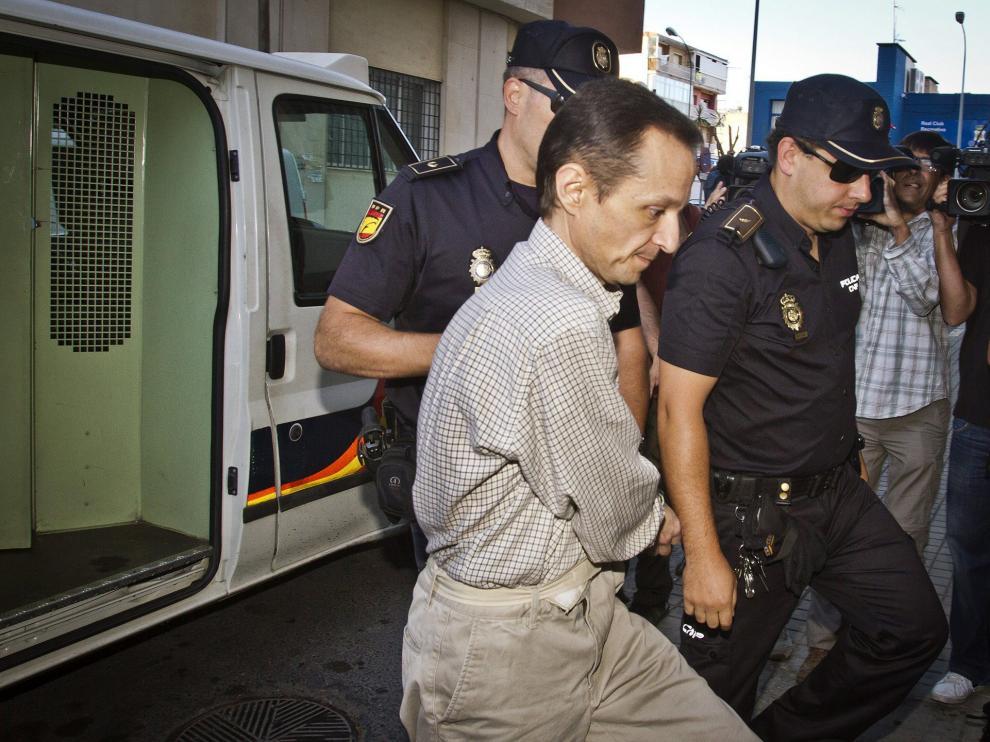 José Bretón condenado a 40 años de cárcel
