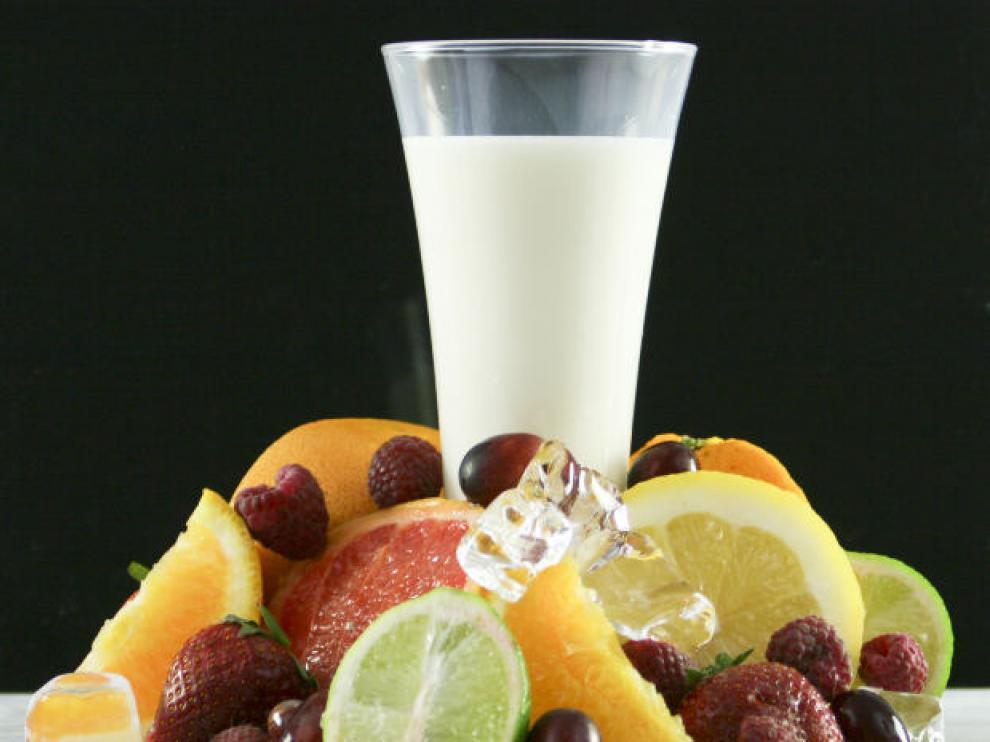 Frutas, vegetales y productos lácteos, eficaces en dietas de adelgazamiento.