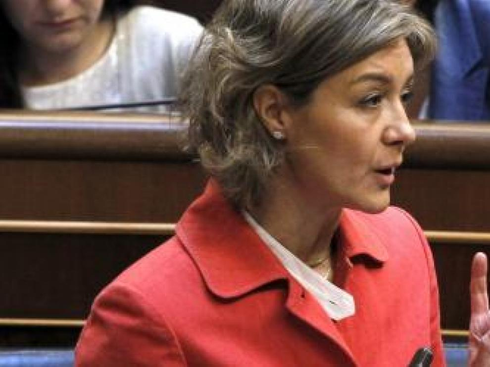 La ministra de Agricultura, Alimentación y Medio Ambiente, Isabel García Tejerina en una imagen de archivo.