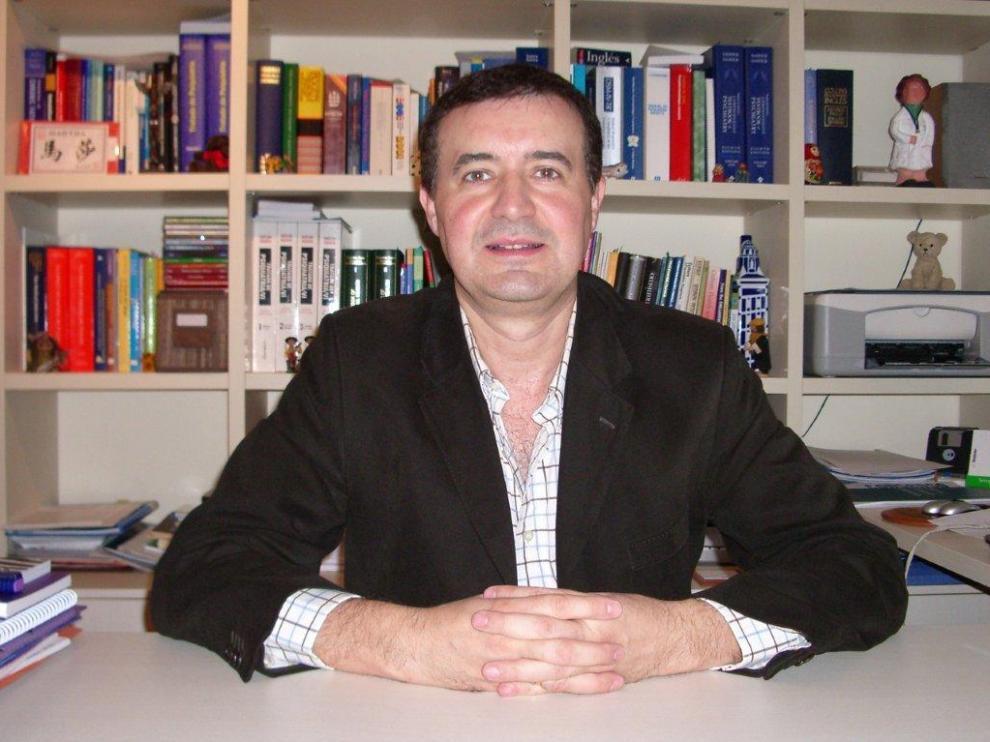 El doctor Javier García Campayo