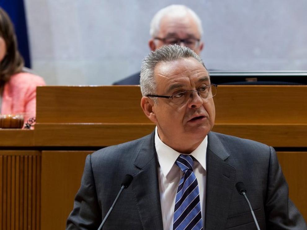Alfredo Boné en el Debate del estado de la Comunidad