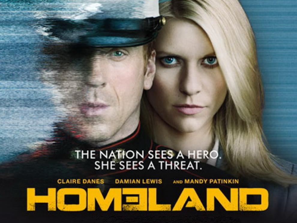 Homeland\' estrena trailer de la cuarta temporada y póster