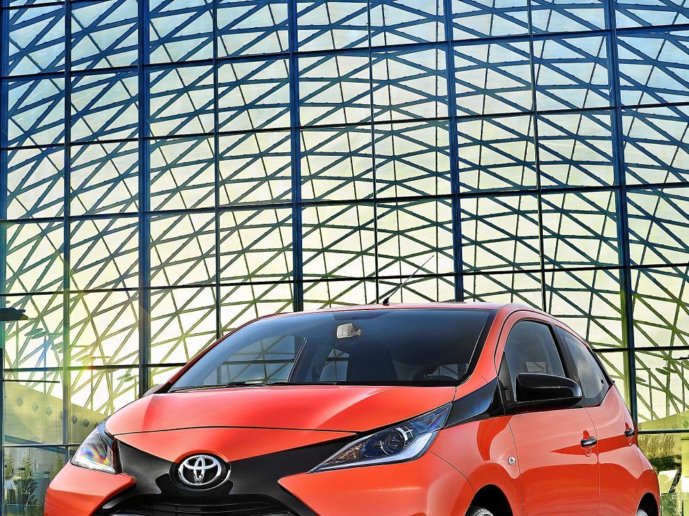 Toyota Aygo: generación X