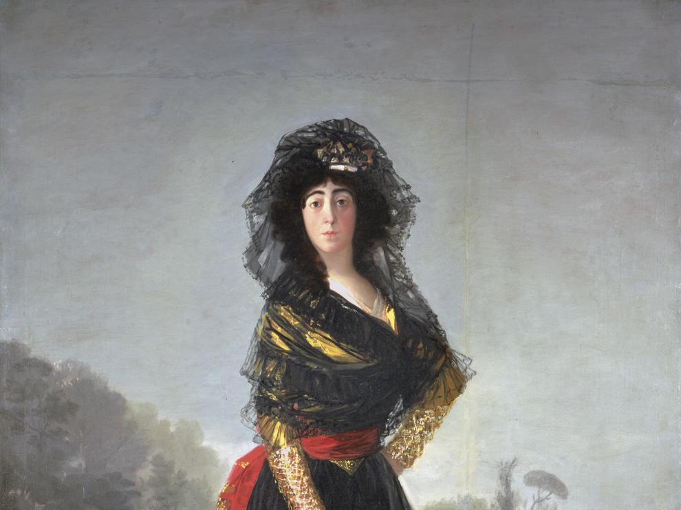 Boston muestra la exposición de Goya más completa