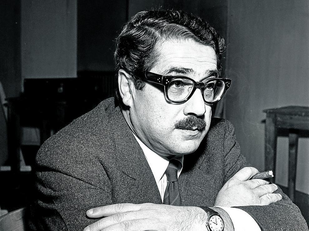 Ennio Flaiano, en una imagen de 1960.