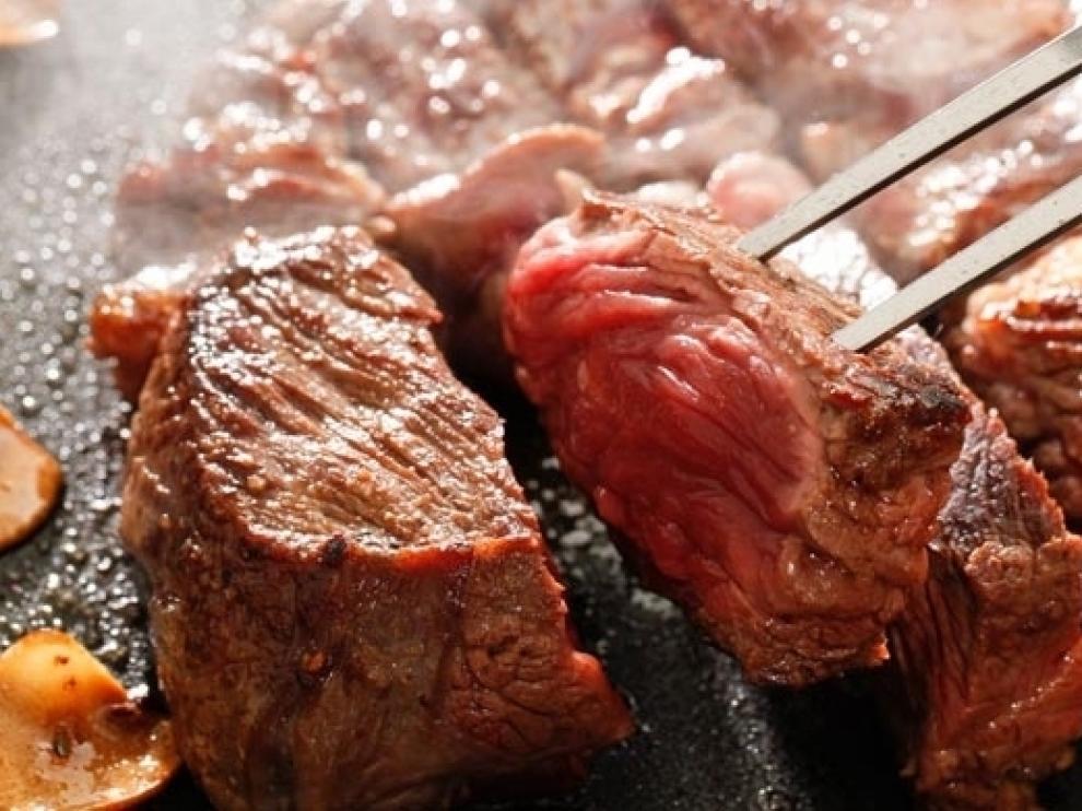 La carne forma parte de cualquier dieta equilibrada.
