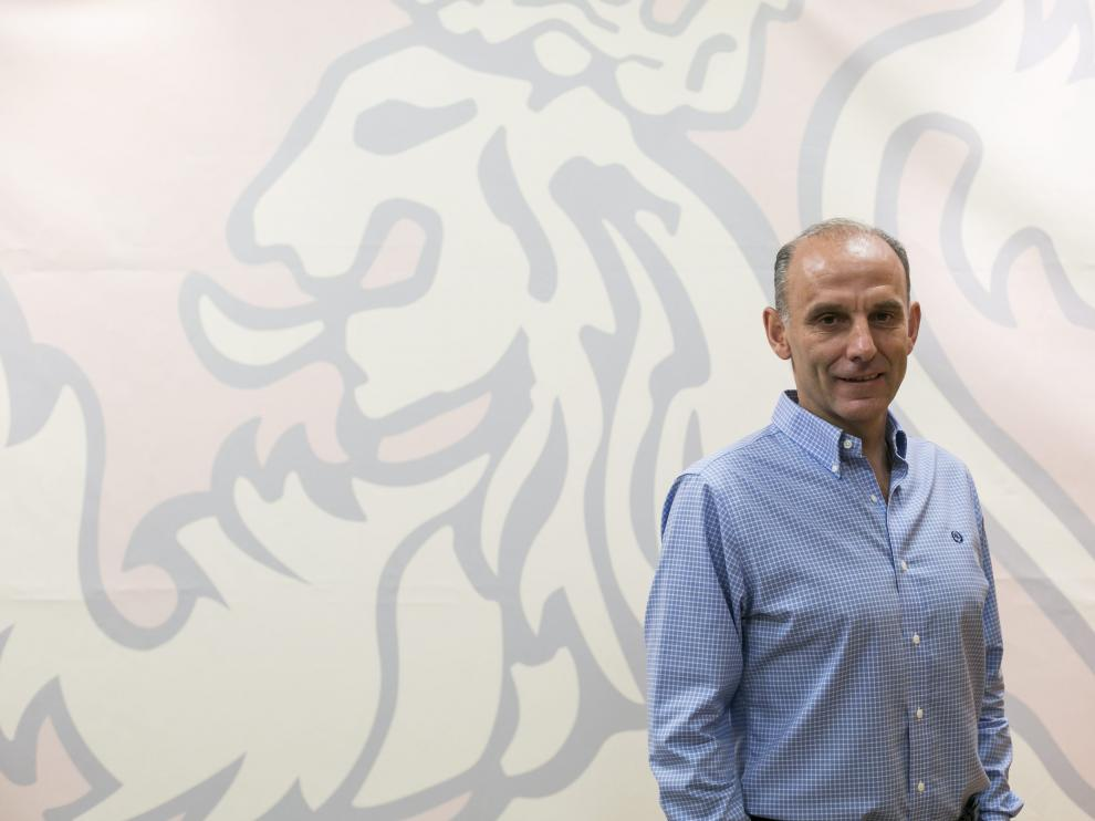 Ángel Martín González, secretario técnico del Real Zaragoza