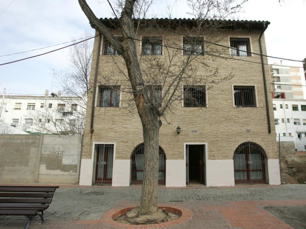 Residencia Villacampa, gestionada por Ozanam