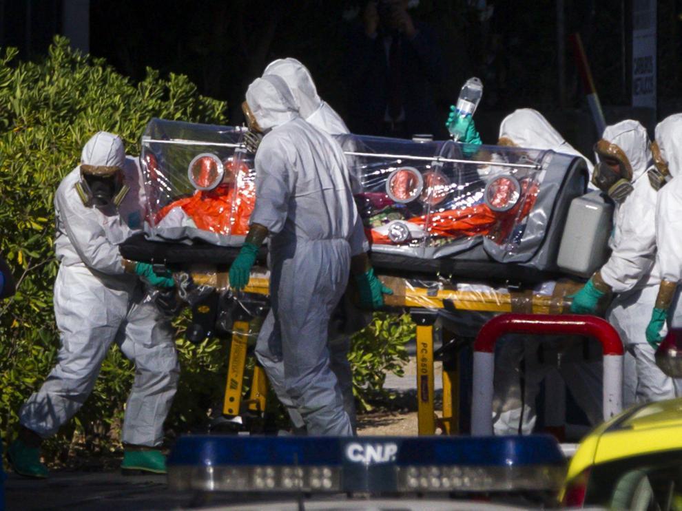 Los análisis de Juliana Bohi confirman que no tiene ébola