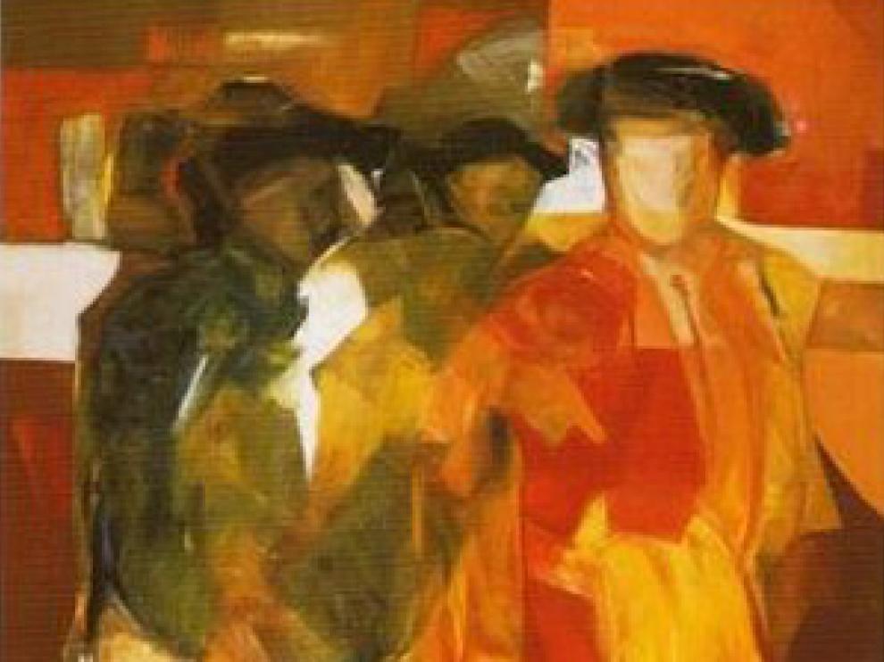 Varias obras de Ruizanglada se exponen en San Sebastián