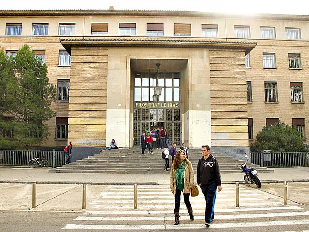 Facultad de Filosofía y Letras de la Universidad de Zaragoza
