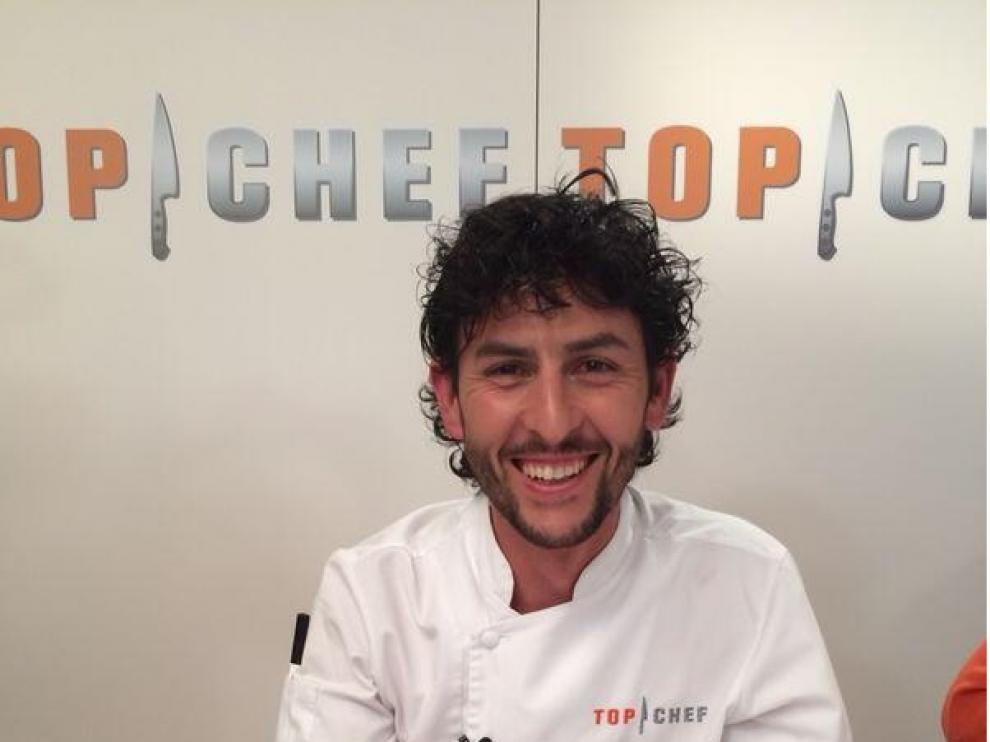 Alberto Gómez Letón, asesor en 'Top Chef'