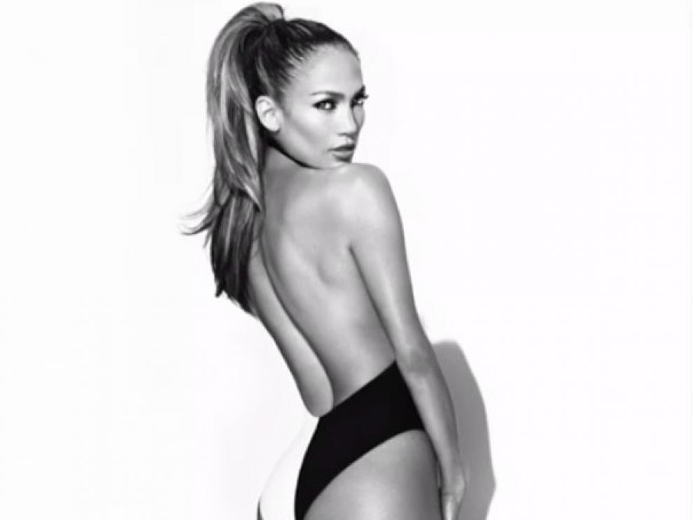 Jennifer López, orgullosa de su cuerpo en el tema 'Booty'