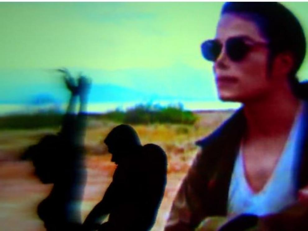 Música, vídeo nuevo de Michael Jackson