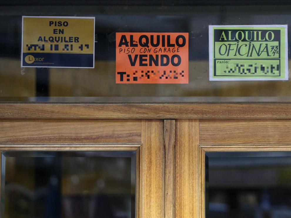 Pisos en venta y alquiler en Zaragoza