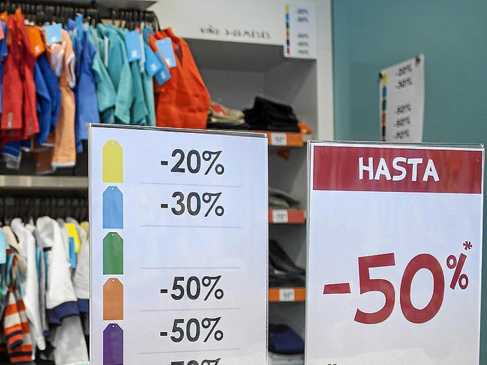 El pequeño comercio preveía aumentar sus ventas un 3%-5%.