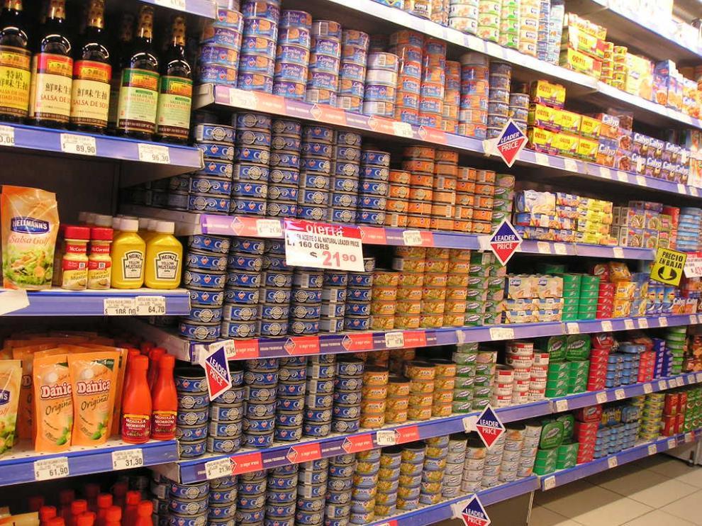 La cesta de la compra se encarece a pesar de la caída en el consumo de carne y pescado