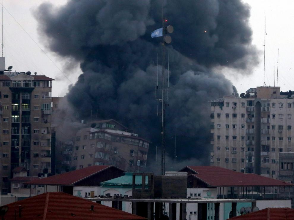 El pasado martes se reanudaron los ataques