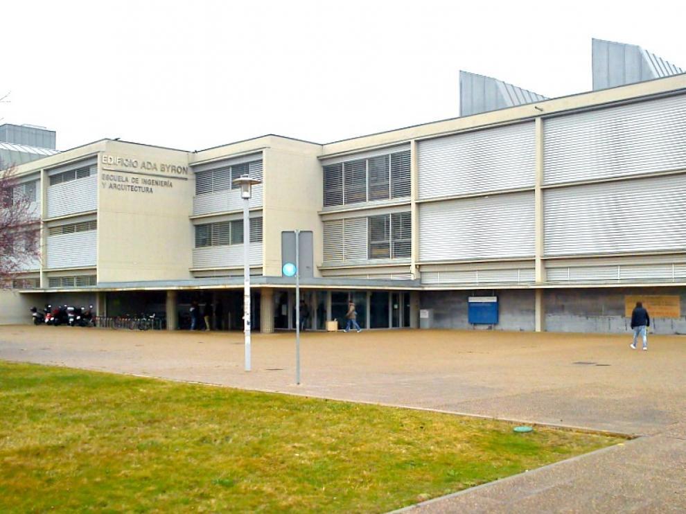Uno de los edificios del CPS