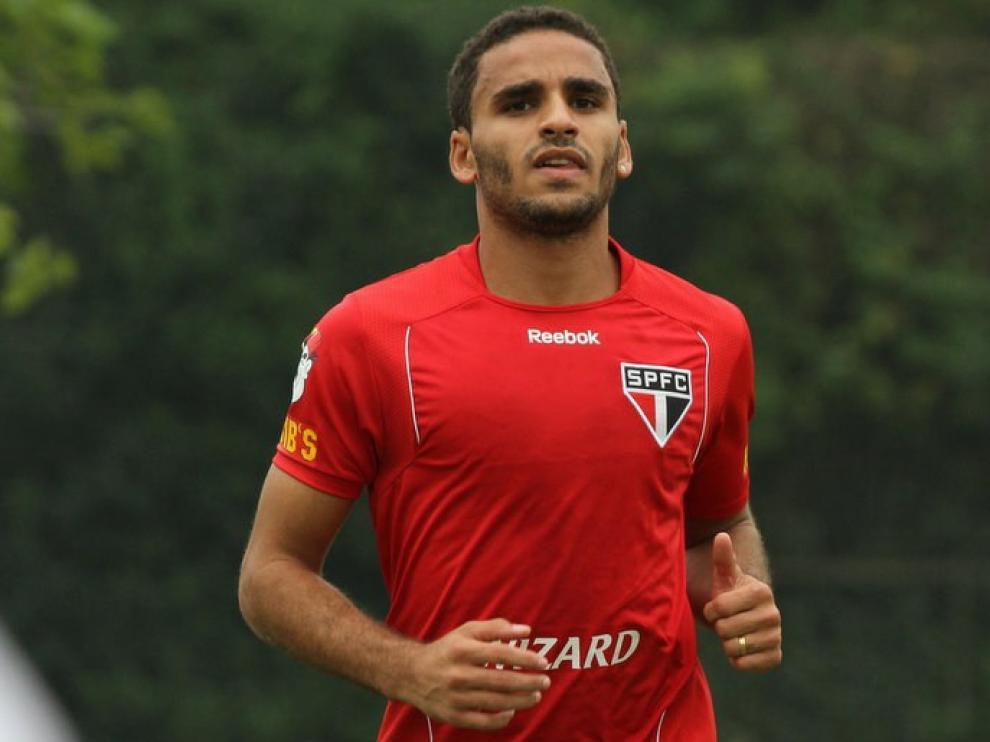 El brasileño Douglas, nuevo fichaje del Barça.