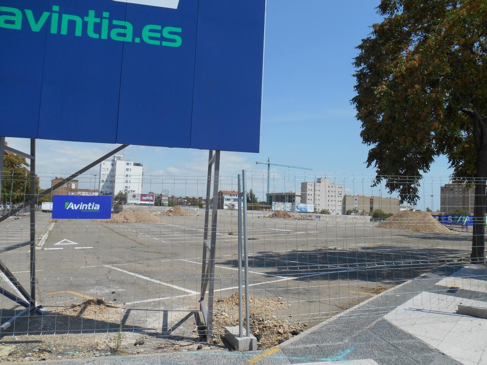 Comienza la construcción de las 354 VPO en el solar del parking del Príncipe Felipe