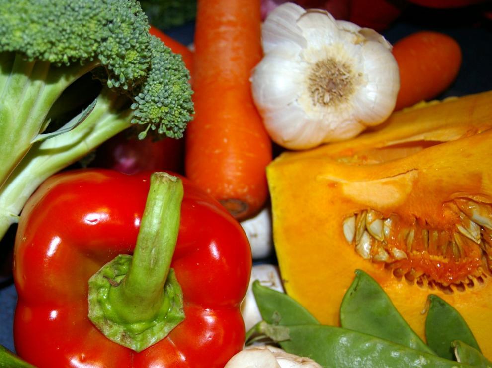 Los vegetales son indispensables para una dieta equilibrada