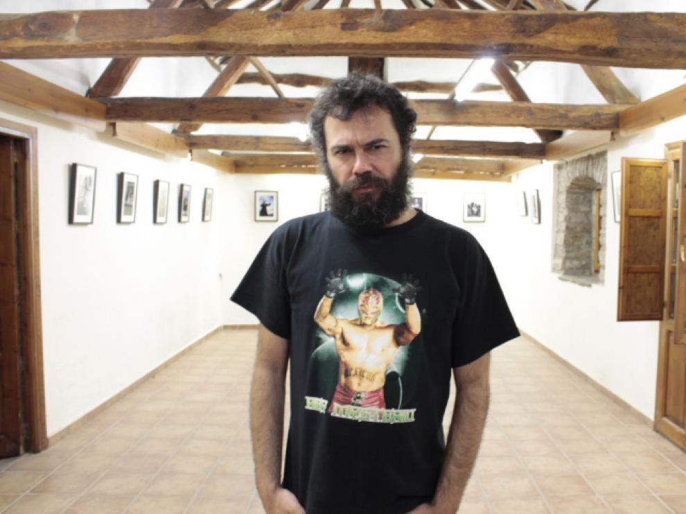 """Jorge Nebra: """"El arte es una necesidad vital"""""""