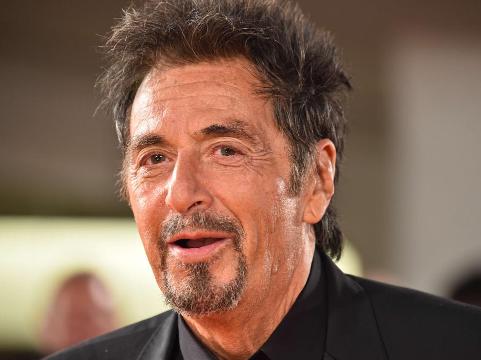Al Pacino se pasa a la televisión.