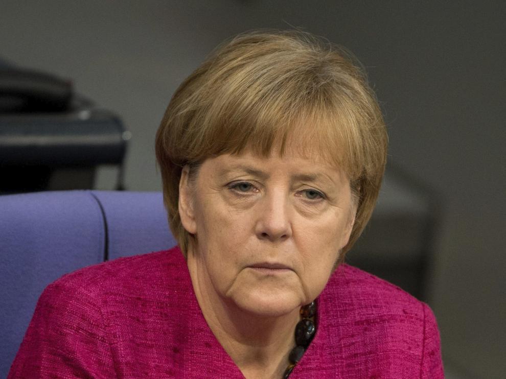 Merkel mantendrá la austeridad pese a las peores previsiones