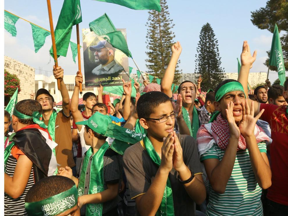 Hamás ganaría si se celebraran elecciones