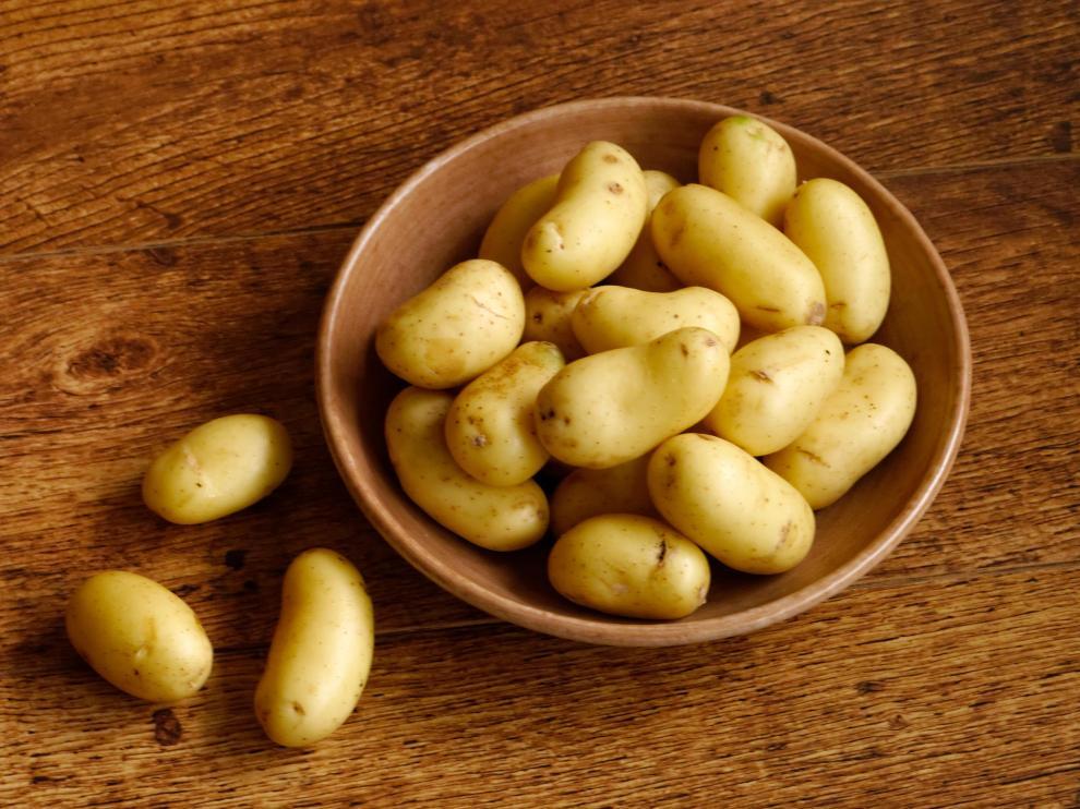 Las patatas son uno de los alimentos más ricos en potasio