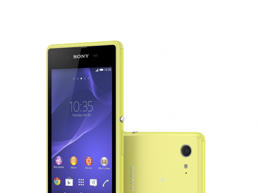 El Sony Xperia Z3 tendrá variedad de colores