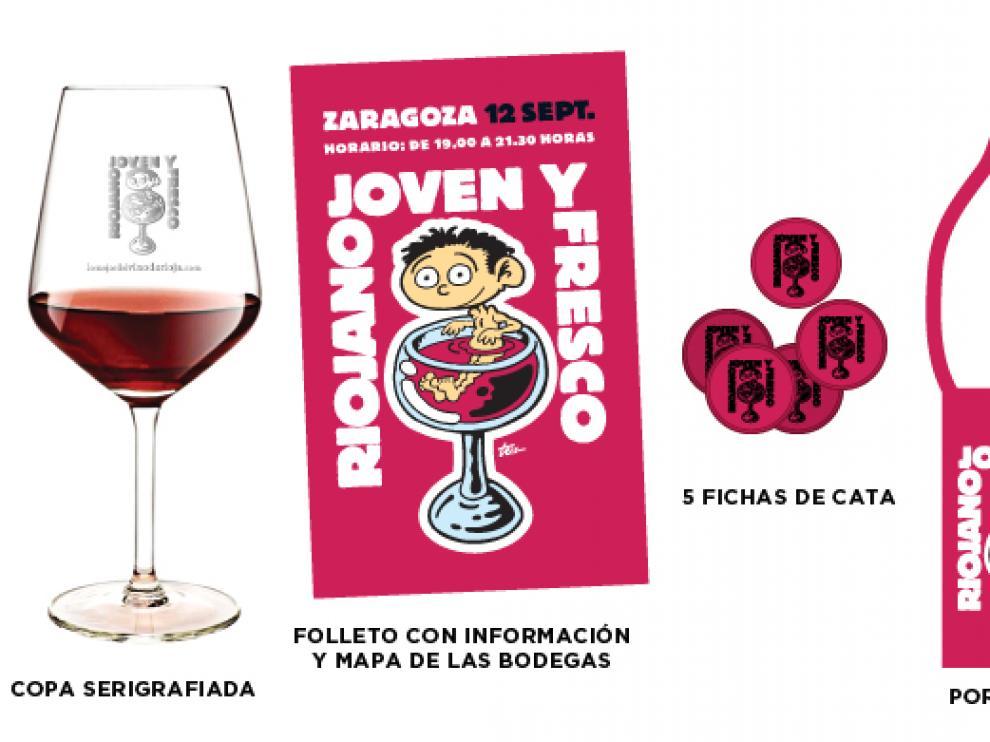 Cata de vino 'Riojano Joven y Fresco'