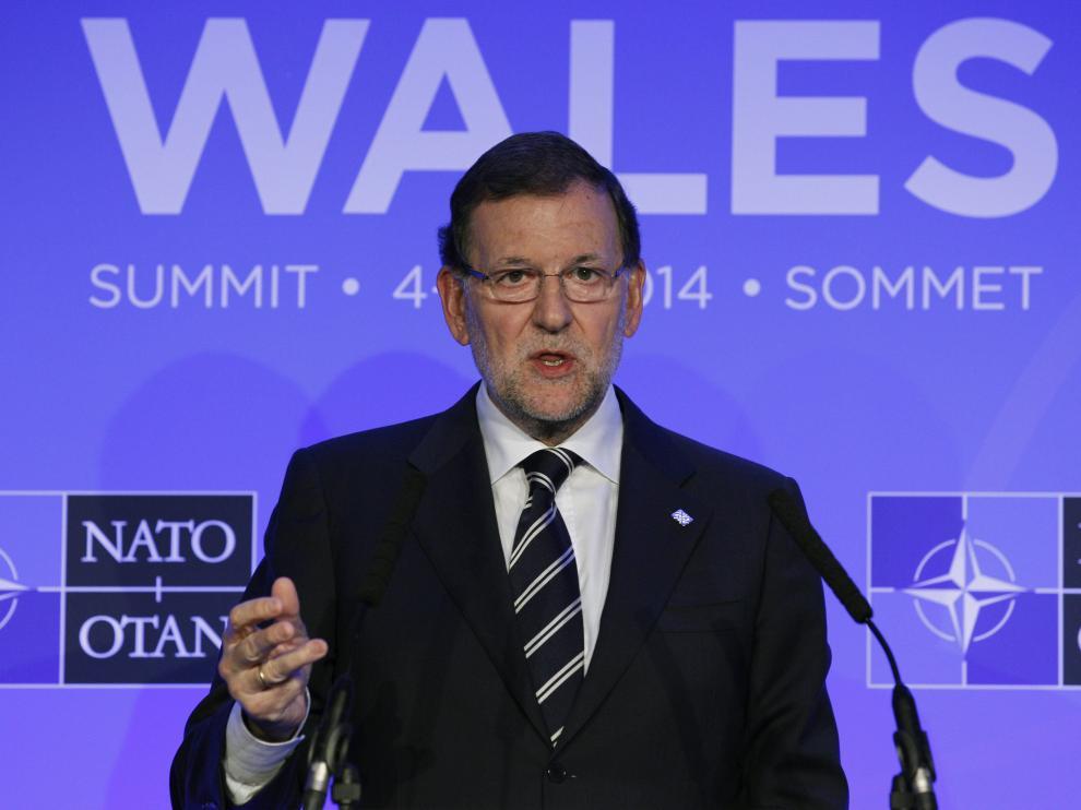 Rajoy, sorprendido por la muerte de Botín