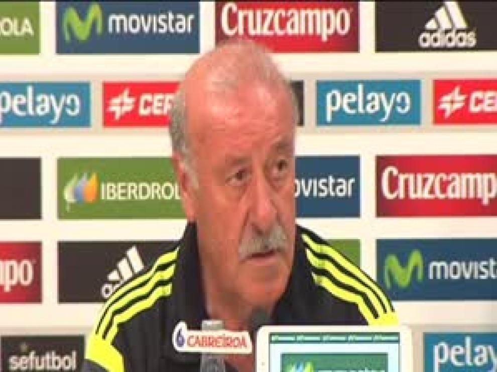 ?Del Bosque convocó a Rodrigo Moreno y Bernat por primera vez