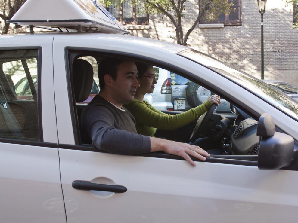 Los examinadores de Tráfico piden mejoras para la seguridad vial